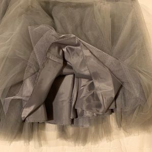Egs Skirts - NEW Tulle Midi Skirt